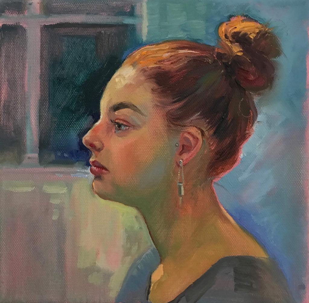 Portrait Anastasia
