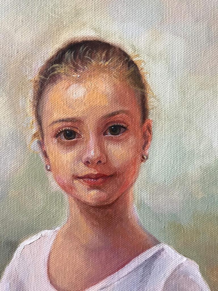 Ballerina - Nahaufnahme