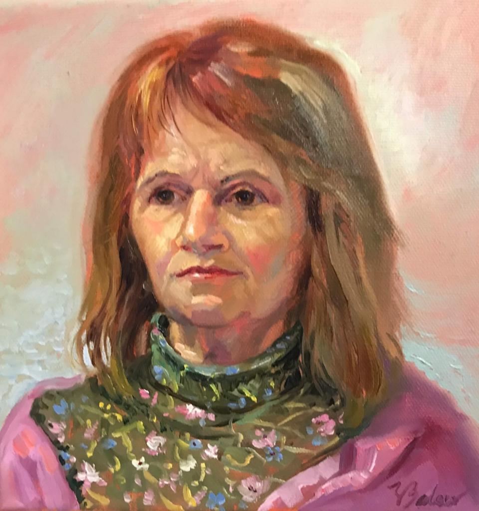 Portrait Polina