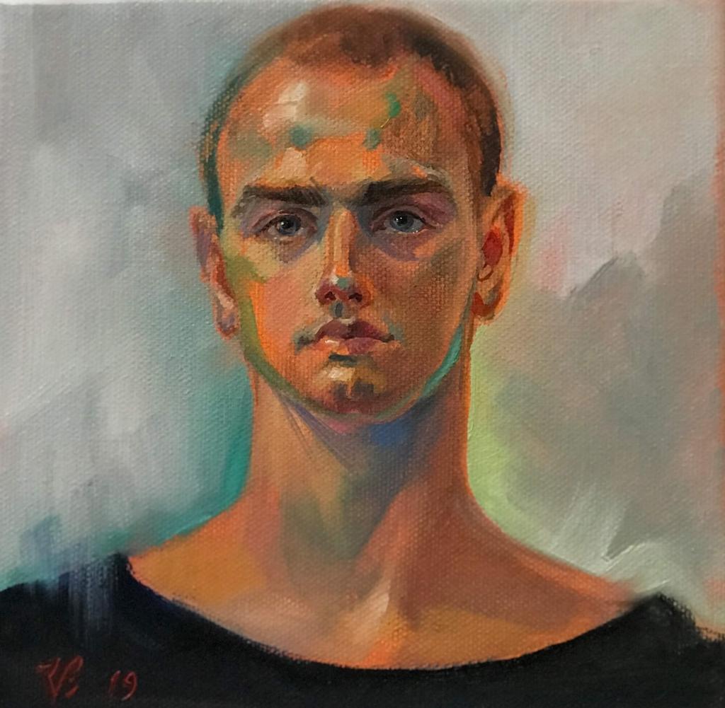 Portrait Toni