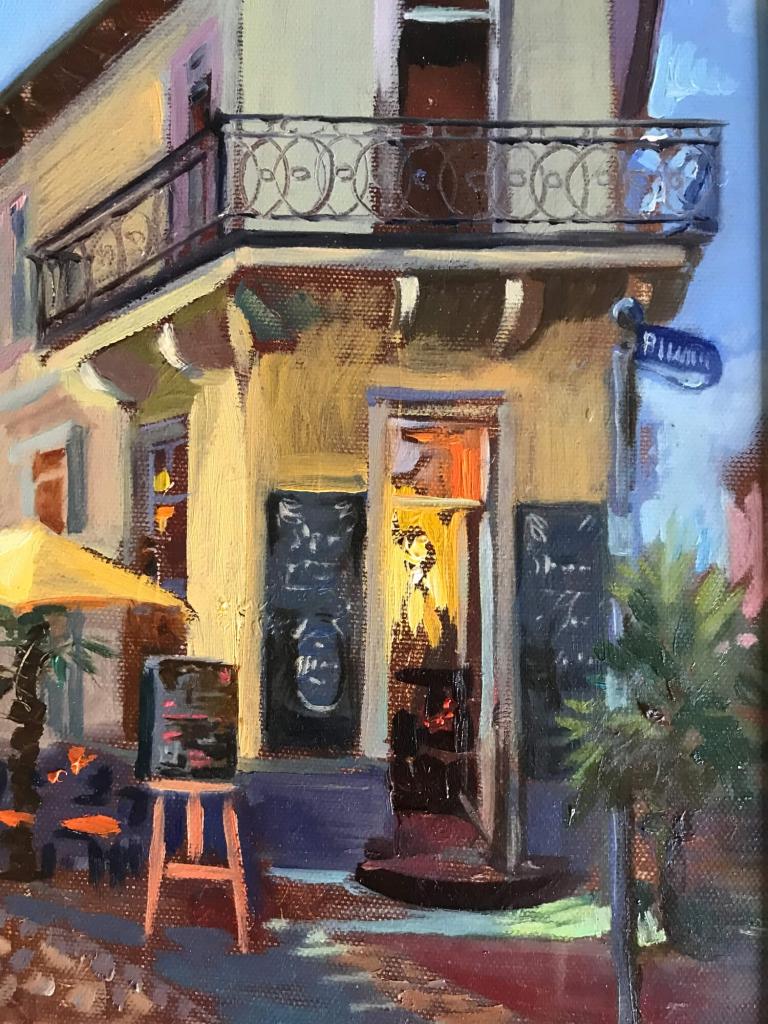 Das Cafe an der Ecke