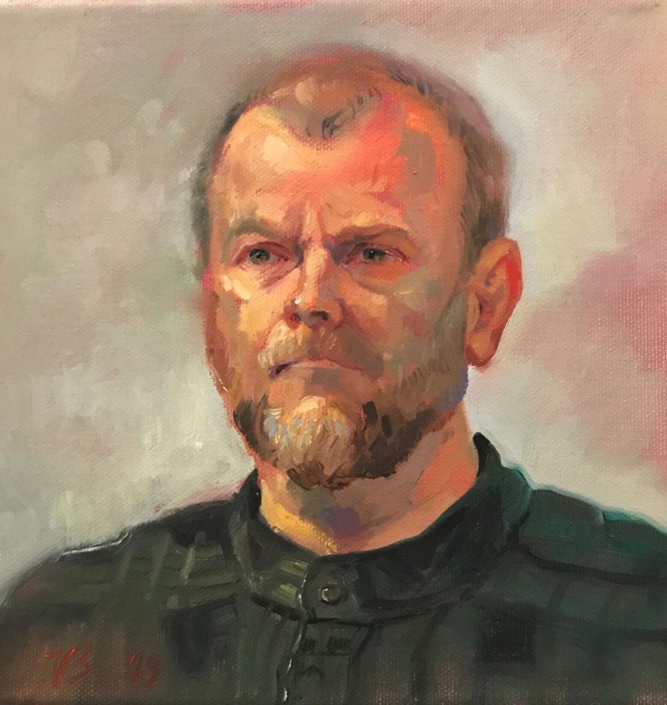 Portrait Andrej
