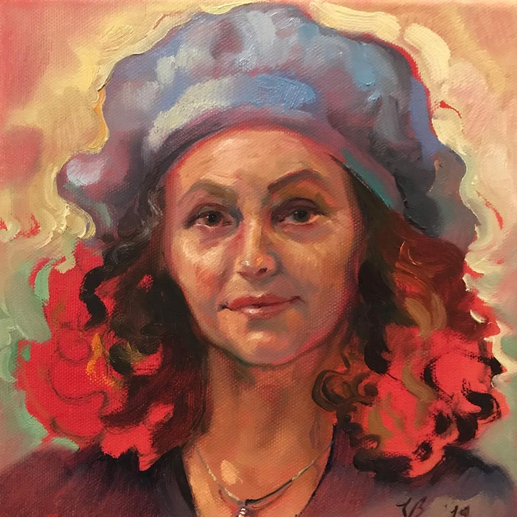 Portrait Valeria