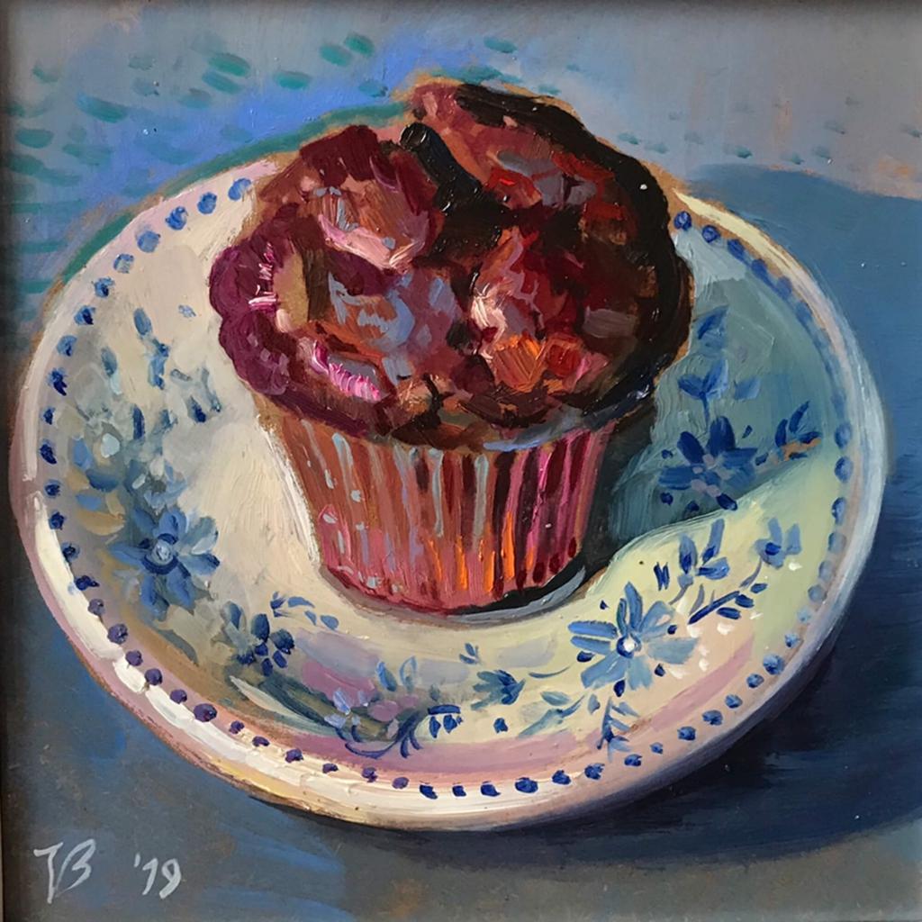 Schoko-Muffin