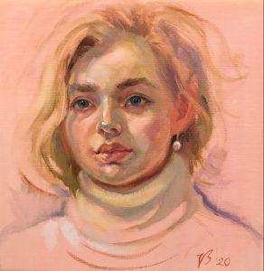 Portrait Karina