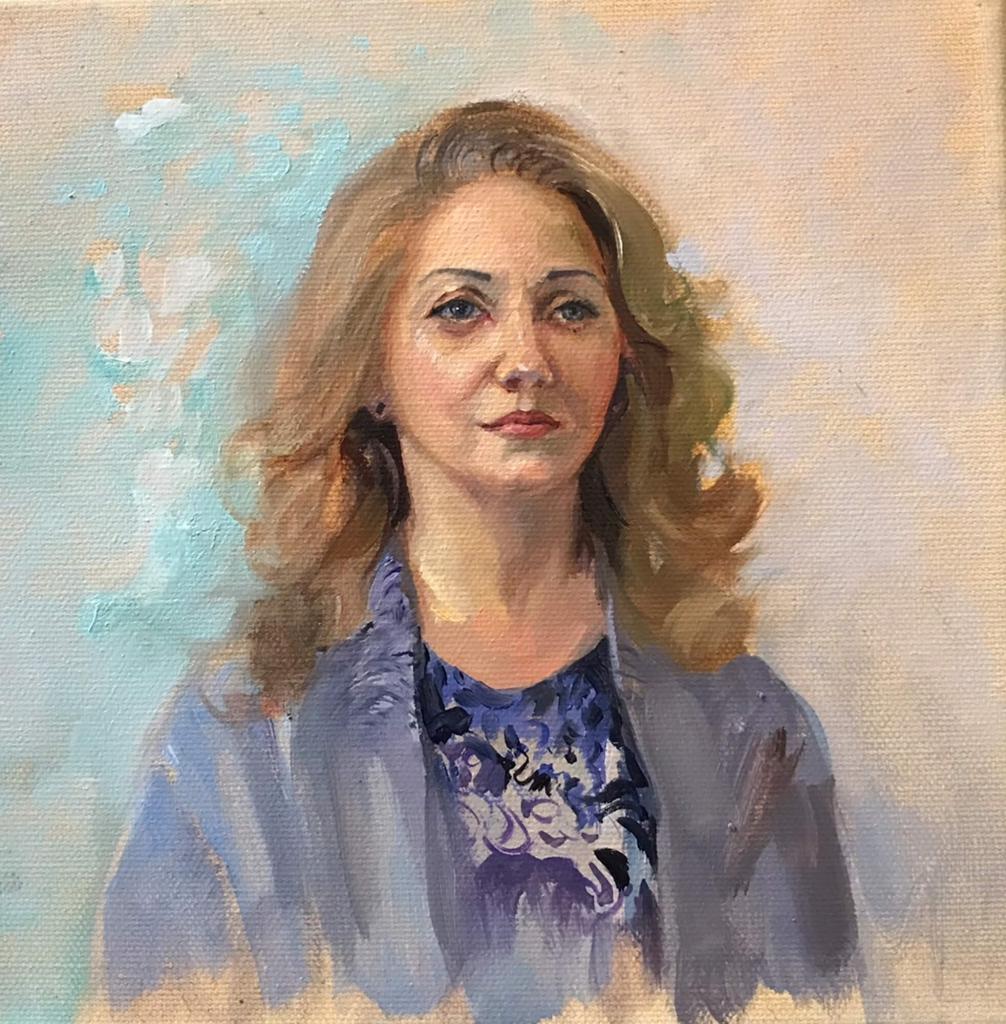 Portrait Tatjana