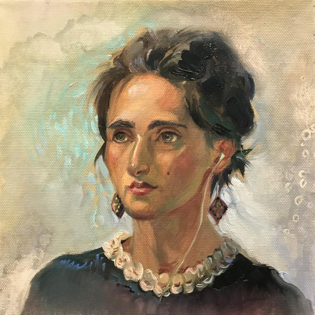 Portrait Merry