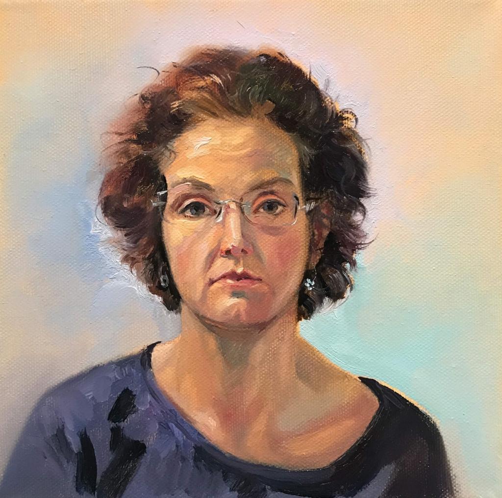 Portrait von Helga
