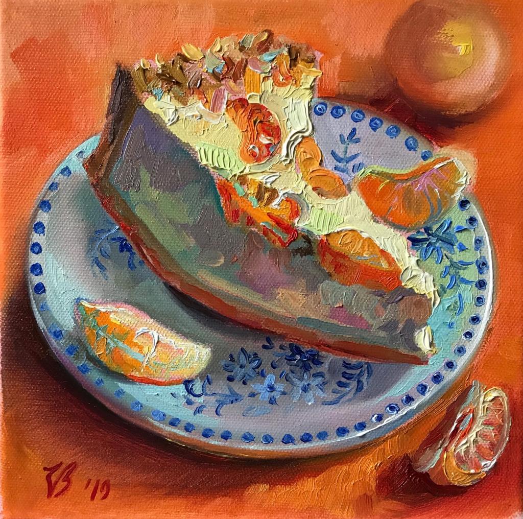 Mandarinen-Quark-Torte